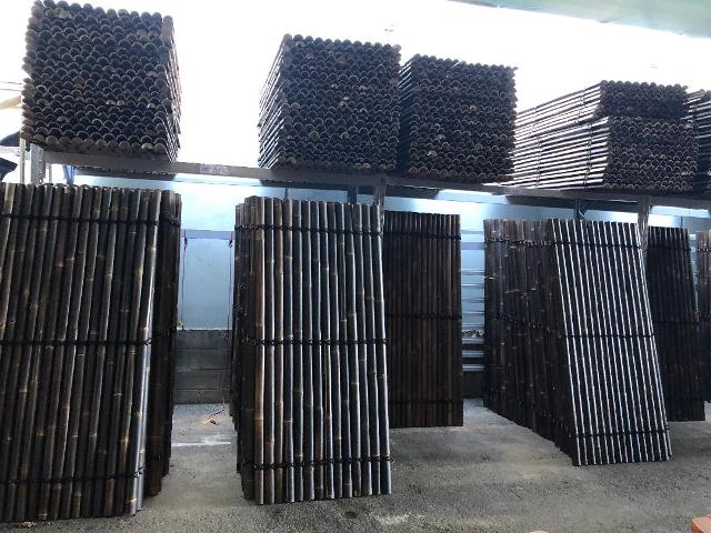 Bamboo Fence Panels